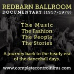 Redbarn Ballroom Documentary 2015 - Complete Control Films