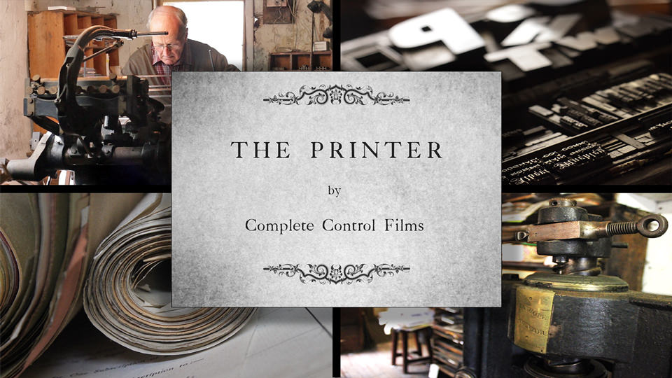 The Printer (2015) Complete Control Films